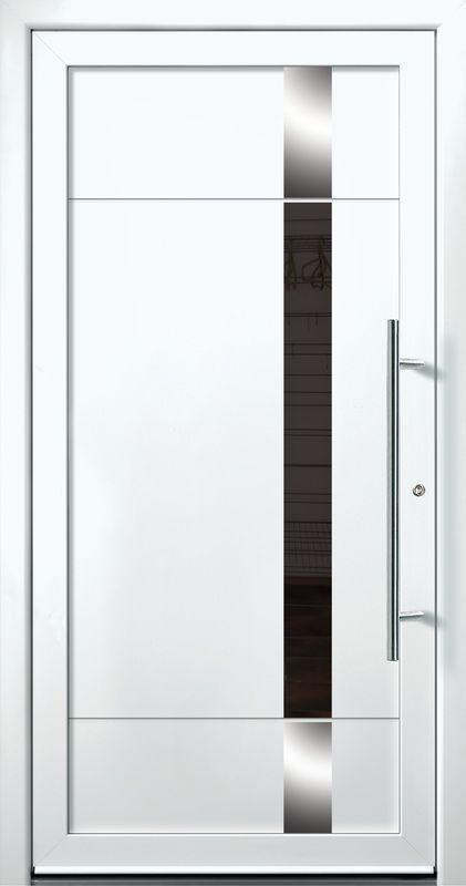 Eingangstüren modern  Die besten 25+ Groke haustüren Ideen auf Pinterest | Interieur ...