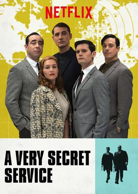 """Check out """"A Very Secret Service"""" on Netflix"""