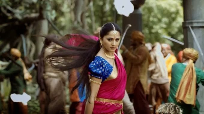 Bollywood Fashion N Beauty: BAHUBALI ANUSHKA Shetty In Bahubali