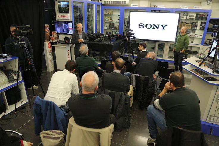 Adcom in collaborazione con SONY ha presentato la nuova PXW-FS7M2 e le sue applicazioni.