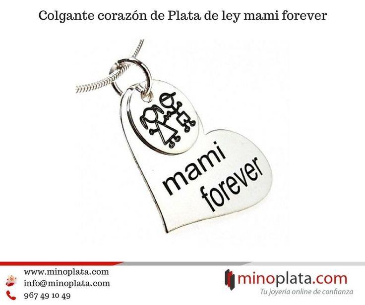 ¡¡Novedad!! Colgante de Plata de ley corazón con chapita niña y niño, mami forever. Una joya perfecta para regalar... Más detalles: https://www.minoplata.com/colgantes/colgantes-plata/colgante-coraz-n-de-plata-ni-o-y-ni-a  #minoplata #corazon #mami #mama #regalo #regaloperfecto #regalomama #niña #niña #colgante #colgantedeplata #regaloparamama #regalosmama #regalosmami #mamiforever #joyas #joyeria #plata