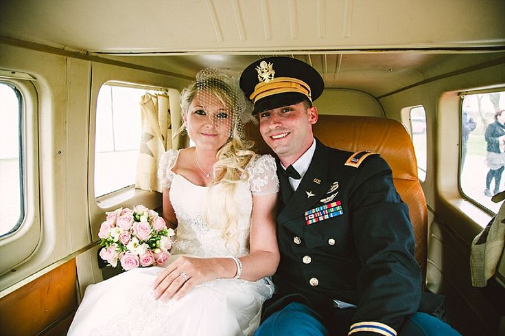 get married in an airplane in denmark with Danish Island Weddings