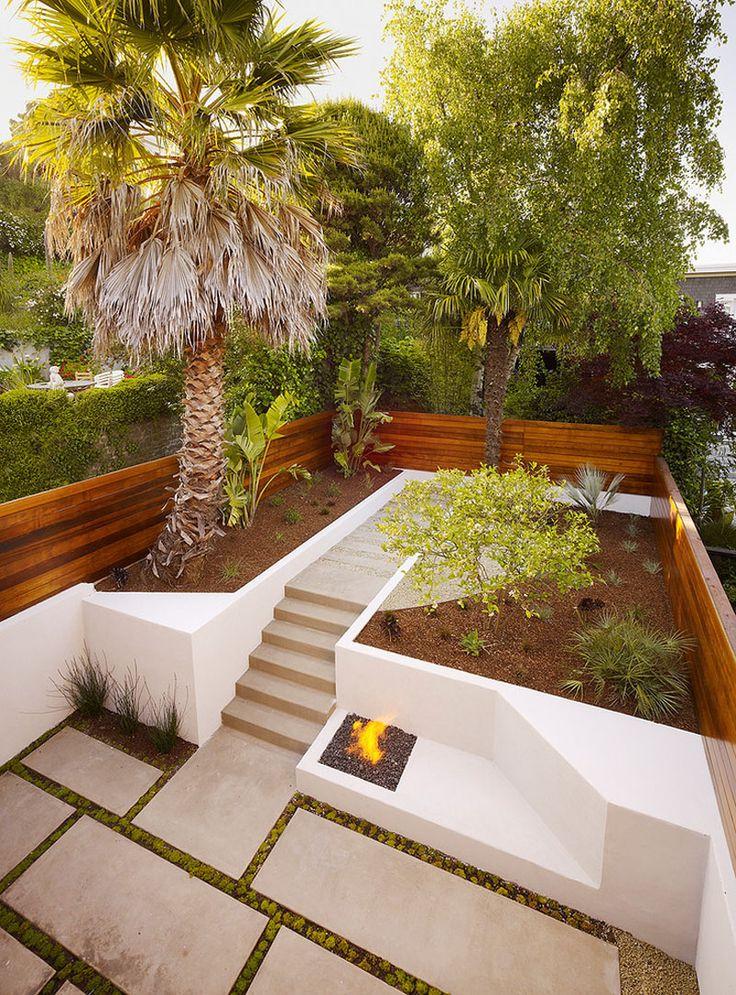 how to turn a steep backyard into a terraced garden - Garden Ideas 2014 Uk