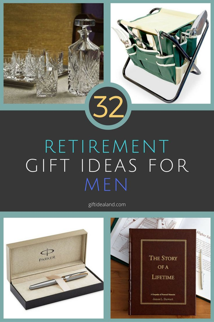 32 Great Retirement Gifts For Men, Him, Dad, Brother, Uncle, Father