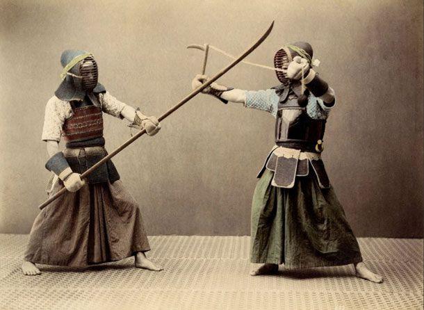 Vintage-Photographs-Of-Japanese-samurai-warriors-4 - DAILYBEST