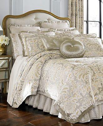 J Queen New York Bedding, Alexandria Comforter Sets - Bedding Collections - Bed & Bath - Macy's