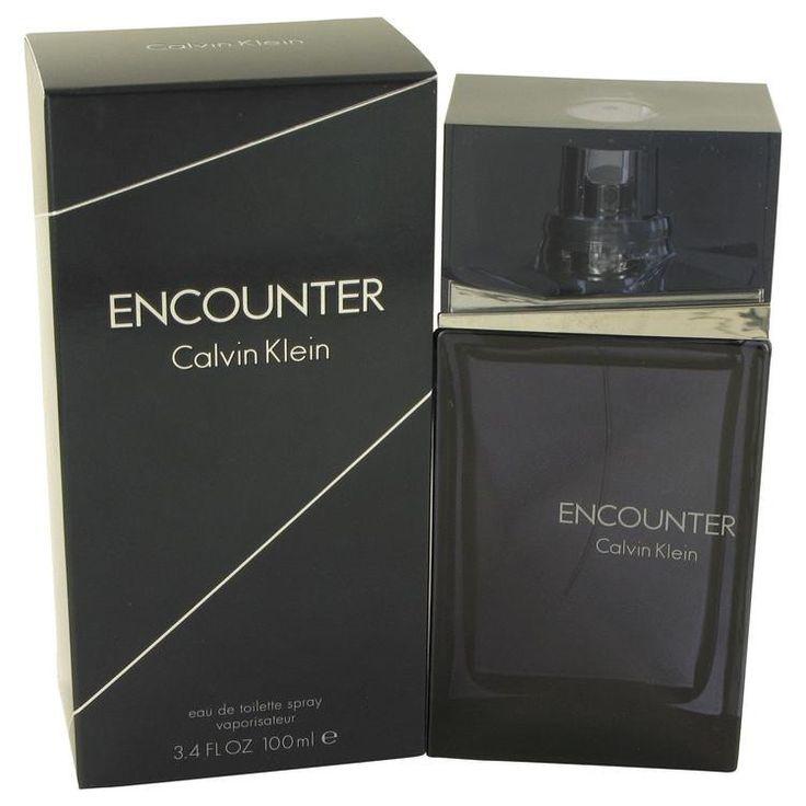 Encounter by Calvin Klein Eau De Toilette Spray 6.2 oz