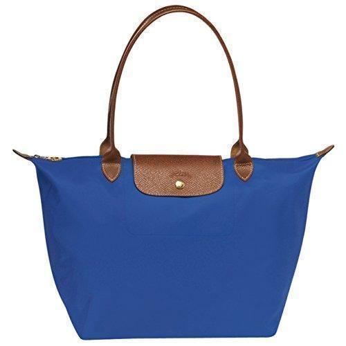 Oferta: 82€. Comprar Ofertas de Longchamp - Bolso al hombro para mujer azul azul cobalto barato. ¡Mira las ofertas!