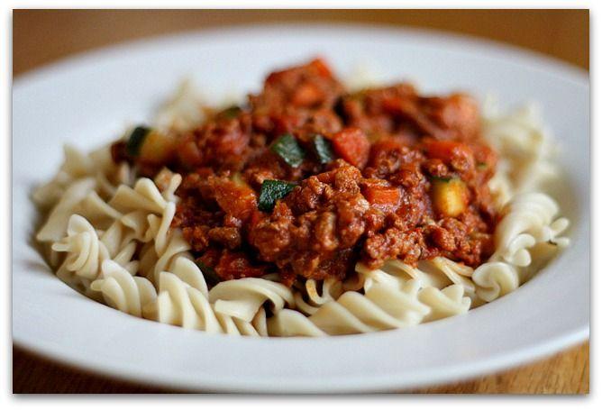 Spicy Chorizo Pasta Sauce (soy chorizo) | Ohhh I want to eat that | P ...