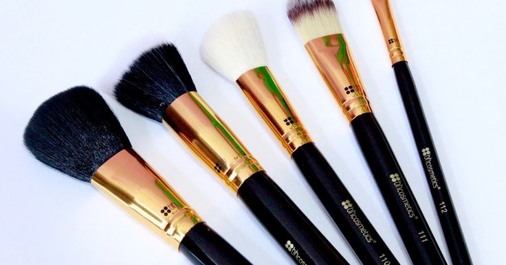 BH Cosmetics Face Essential 5 piece Brush Set, review