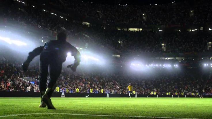 Nike reune a los mejores jugadores del mundo (Anuncio Nike)