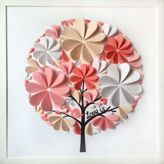 Guest Book Tree  Heart Guest Book  Guest Book Ideas  by MioGallery, $190.00
