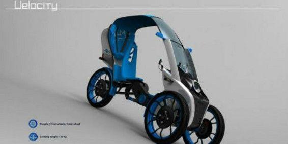 B Twin Velocity:Ahora la empresa Decathlon iniciará, a partir de este martes 26 de junio, un segundo concurso, destinado exclusivamente a ingenieros, donde se rescatará la idea más práctica para hacer rodar con un motor eléctrico al B'Twin Velocity  y se inicie el proceso de fabricación como prototipo.