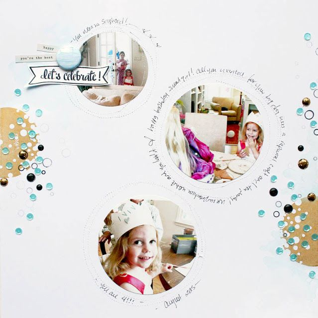September Guest Designer: Ashli Oliver  - Products and inspiration from Neat And Tangled: http://neatandtangled.blogspot.com/