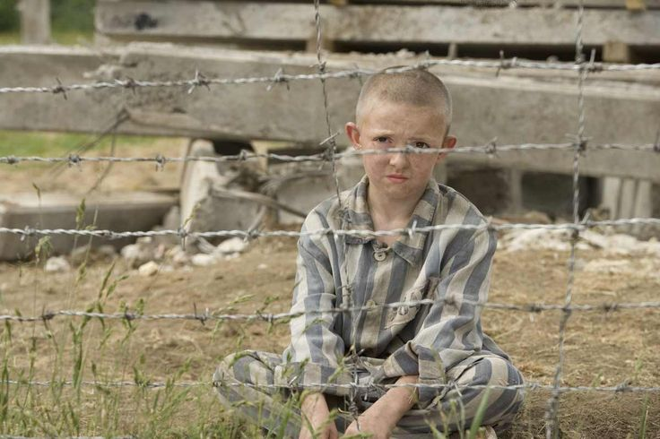 The Boy In The Striped Pyjamas (2008) directed by Mark Herman, starring  Asa Butterfield, Jack Scanlon, David Thewlis, Vera Farmiga and Rupert Friend. Novel written by John Boyne.