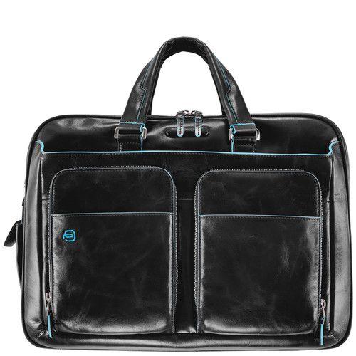Efektowna torba biznesowa na komputer. Posiada wyjątkowo funkcjonalnie zorganizowane wnętrze. Fantastycznie podkreśli niepowtarzalny, miejski styl biznesowy. TORBA PIQUADRO NA LAPTOP CZARNA PQCA2765B2/N Sklep Multicase24 #multicase24 #butikmulticase #piquadro #skóracielęca #teczka #torbanalaptop #bluesquare #business #stylbiznesowy #torbydopracy http://multicase24.pl/