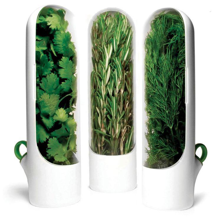 Herb Saver Pods Set of Three at Sur La Table
