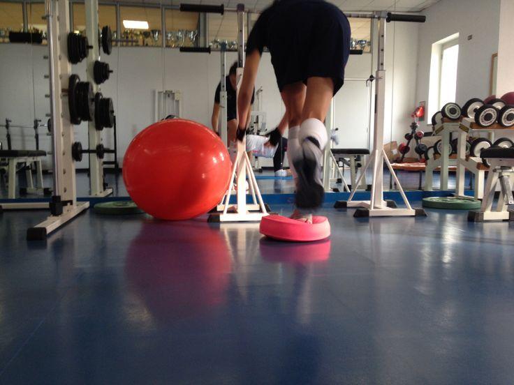 L'importanza della prevenzione degli arti inferiori? Nel #volley ... Tutto!