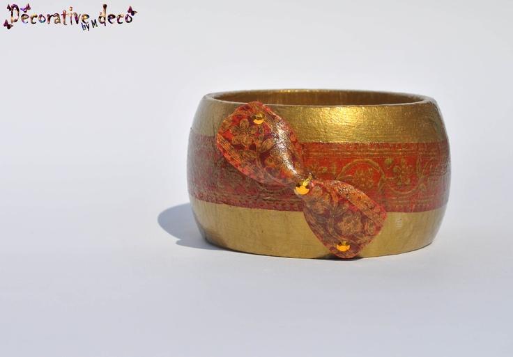 Bracelet - Golden Ribbon