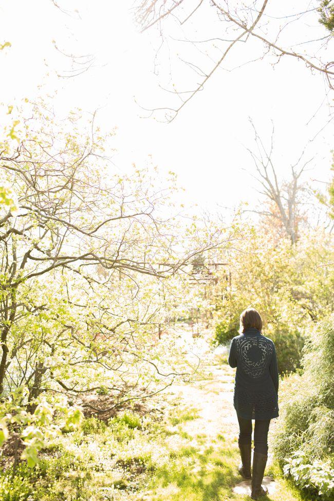 Photo by Nicole Lapierre at The Tangled Garden in Grand Pre, Nova Scotia. lapierrephotography.com