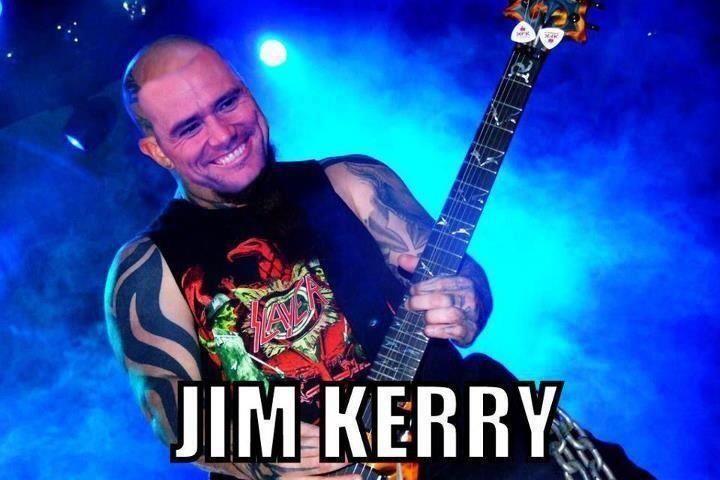 Kerry King / Jim Carey = Kim Kerry