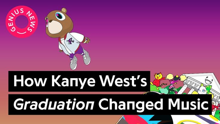 How Kanye West's 'Graduation' Changed Music | Genius News - https://www.mixtapes.tv/?p=36388