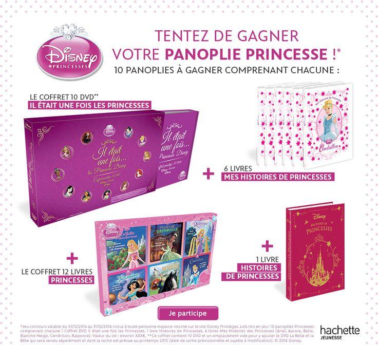 10 panoplies princesse à gagner:  http://www.addictsauxconcours.com/t6245-0512-disney-10-panoplies-princesse-a-gagner-dlp-31-12-2014