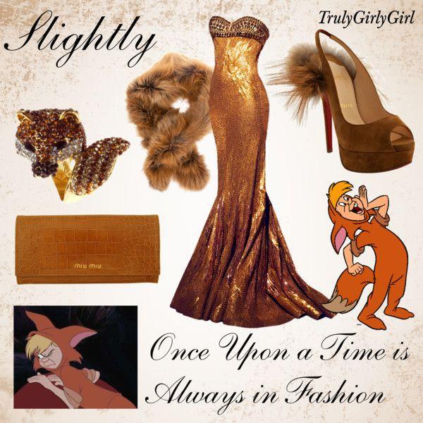 """Disney Style: Slightly"" by trulygirlygirl ❤ liked on Polyvore"