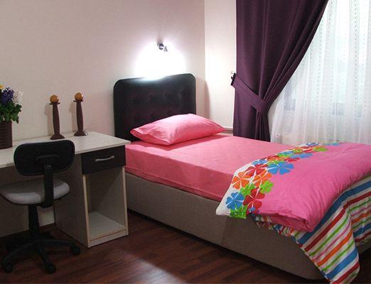 Kadıköy'deki Yurtlar | Yurtlar Evimiz - Kadıköy Yurt-Vip Kız Öğrenci Apartı