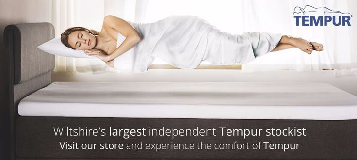 wiltshire-largest-tempur-stockist - Great selection of mattresses and pillows at Manor Furniture in Swindon - manorfurnitureswindon.co.uk