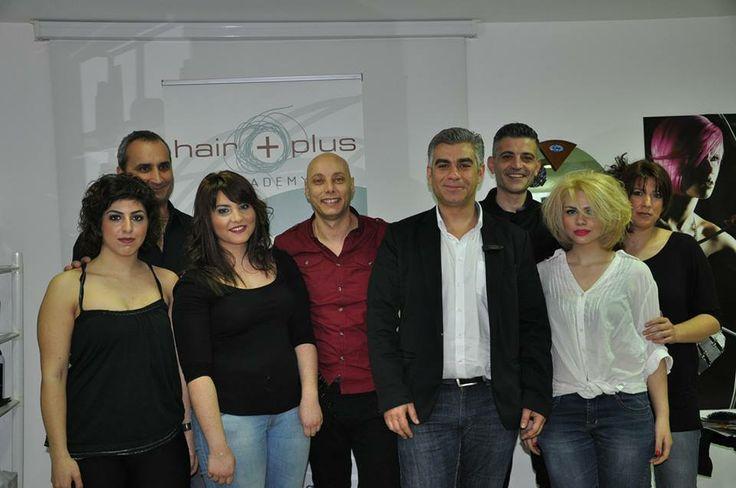 Μια γεύση από την πρώτη ημέρα της επιτυχημένης παρουσίασης της Briance collection 2014 της Lisap στους πελάτες της στη Βόρειο Ελλάδα από την Hair Plus Academy. Η συνέχεια αύριο!!