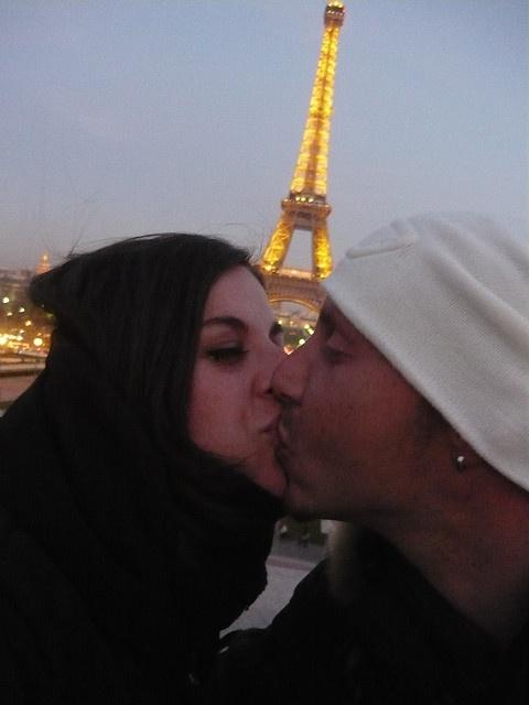 Parigi, la città degli innamorati...