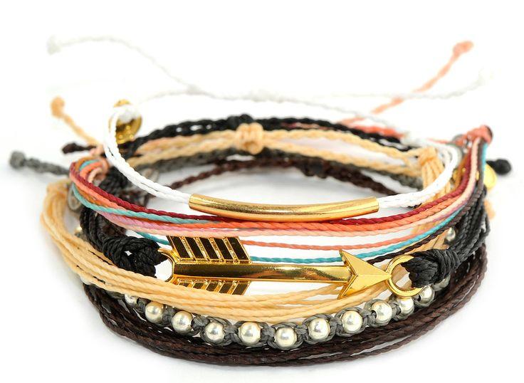 Charm Bracelet - imperfectly perfect by VIDA VIDA P3UR3HV