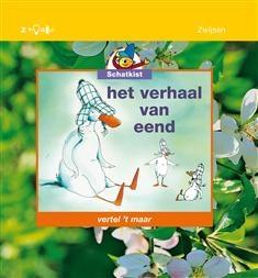 Schatkist nieuw uit pakket 3 - Prentenboek anker Vertel t maa