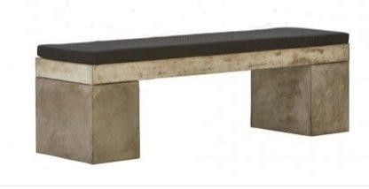 Outdoor Bench - Light Weight Concrete