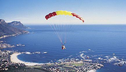 Fodor's guide info for Cape Town