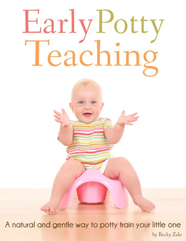 Potty train before the 1st birthday!  Just one of the 86 books that are 95% off this week only!