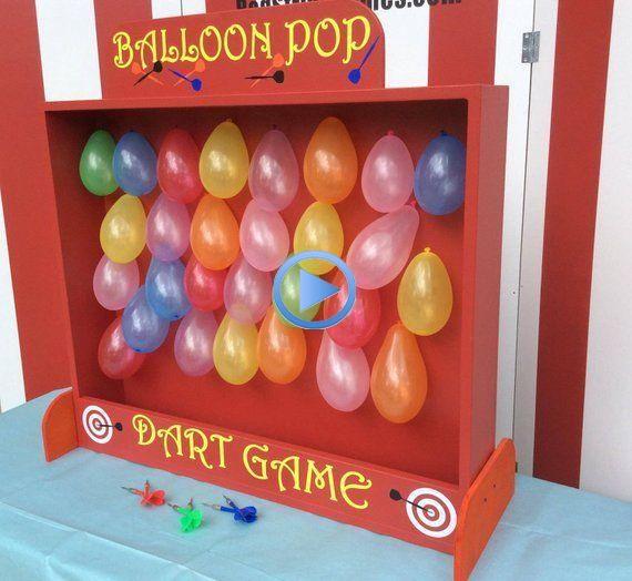 Ballon Pop Dart Spiel Ziel Galerie Ballon Karneval Spiel Rasenspiel Karneval Sp In 2020 Carnival Games For Kids Carnival Birthday Party Theme Carnival Themed Party