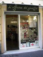 Officina Del Gioiello  via Luigi Corsi 20r  17100 Savona  tel +39 019 853928  E-mail  info@officinadelgioiello.com http://www.officinadelgioiello.com