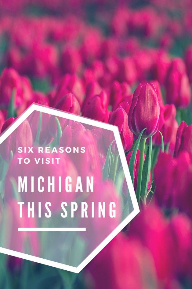 From Parades In Detroit To Flower Festivals On Mackinac Island And Holland Opening