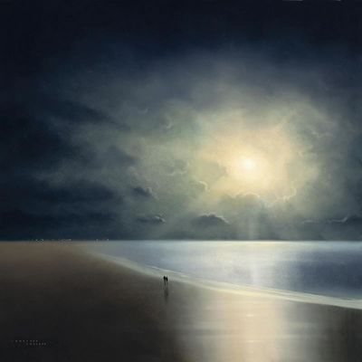 Moonlight Sparkle a limited edition print by Lawrence Coulson