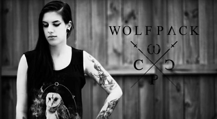Wolf Pack Clothing Company.