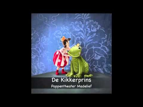 De kikkerprins - Poppentheater Madelief