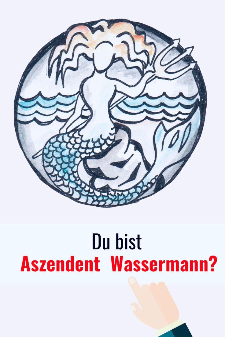 Sternzeichen Wassermann Aszendent