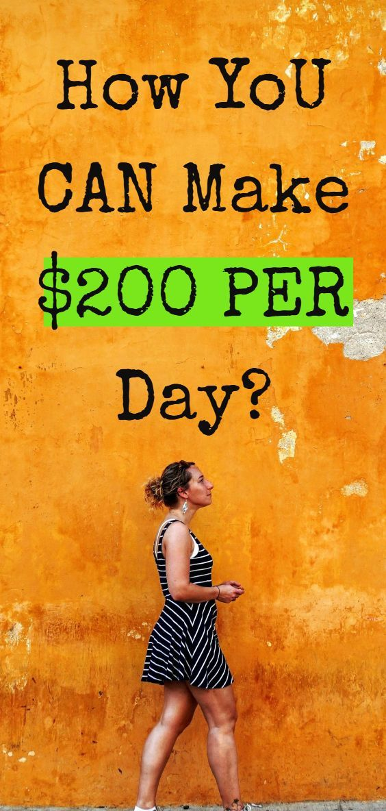 How You Can Make $200 Per Day? – Hunter Brown