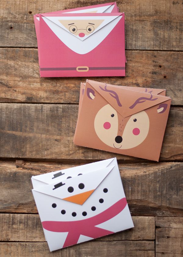 10 printables gratuits pour préparer Noël - Un jour un jeu: