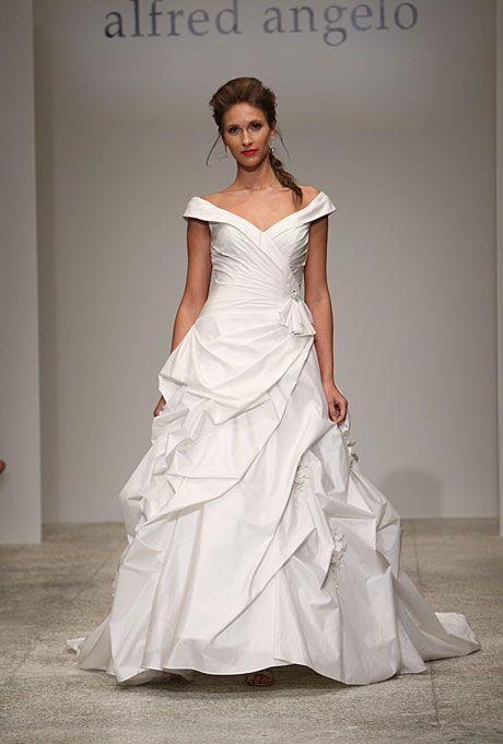 off the shoulder wedding dress - Bing Images
