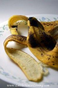 Uses for Banana Peels
