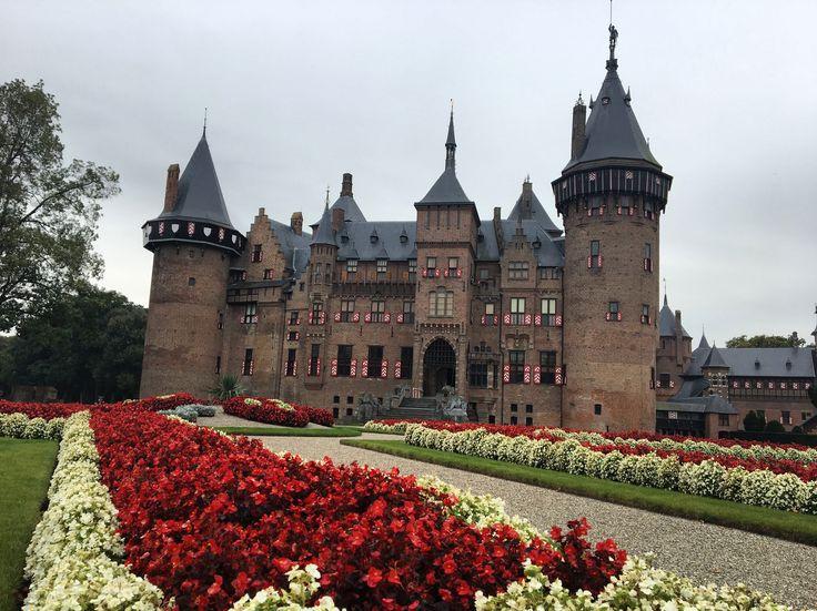 Kasteel De Haar, Utrecht, The Netherlands. Dutch Castles www.heyroets.co.za