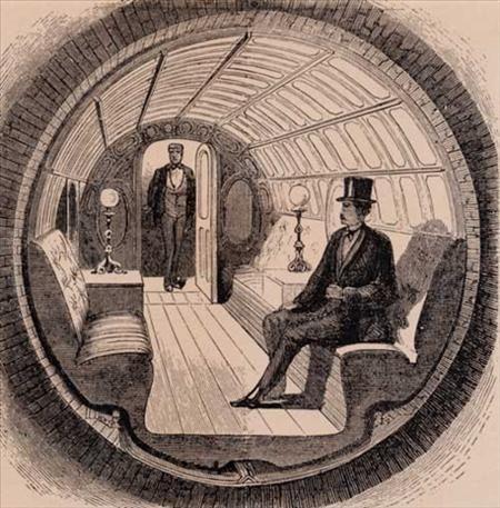 victorian transportation   Victorian ideal of underground transportation
